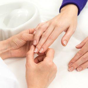 Manicure + odżywka